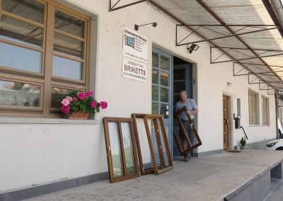 Handgemachte Holzfenster und Türen - Made in Germany!